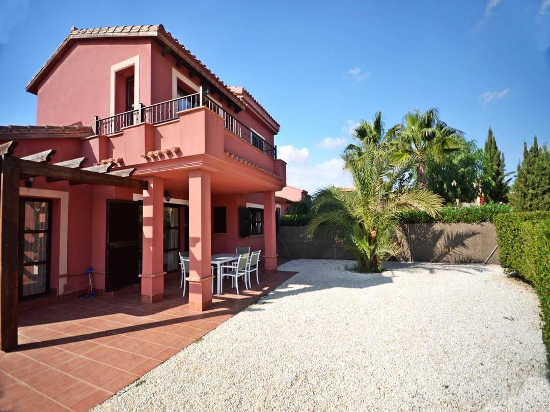 Semidetached house -                                       Fuente Alamo -                                       3 bedrooms -                                       6 personas persons
