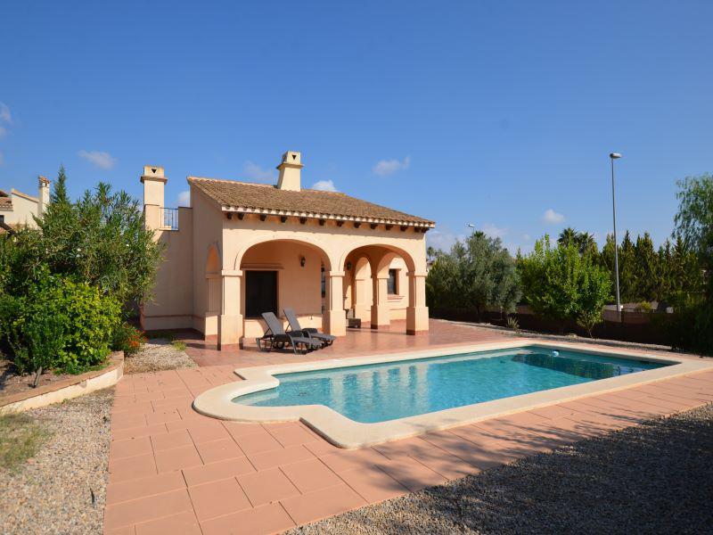 Villa -                                       Fuente Alamo -                                       3 bedrooms -                                       6 persons